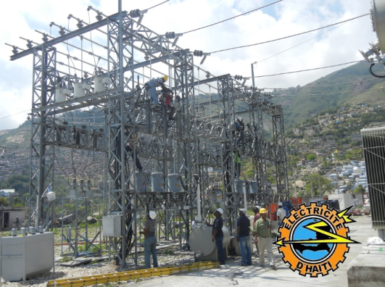 Centralized Telemetry System in Haiti