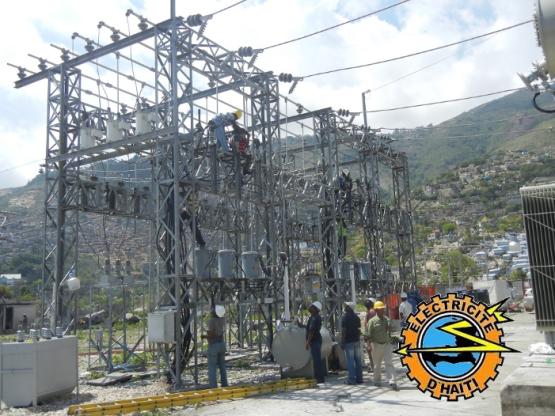 Sistema de Telemetría Centralizado Haiti