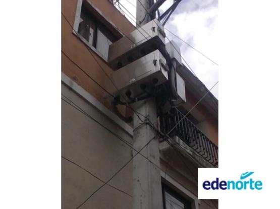 Cluster Metering Systems in EDENORTE
